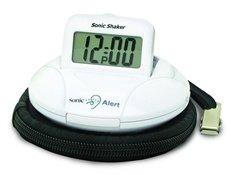 Электронные часы-будильник Sonic Travel Clock SBP100 - купить в интернет-магазине silasluha с доставкой по всей России.